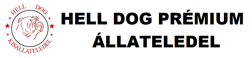 HELL DOG Állateledel