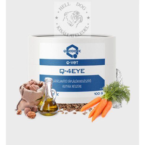 QUEBECK Q-4 Eye látást javító táplálék kiegészítő