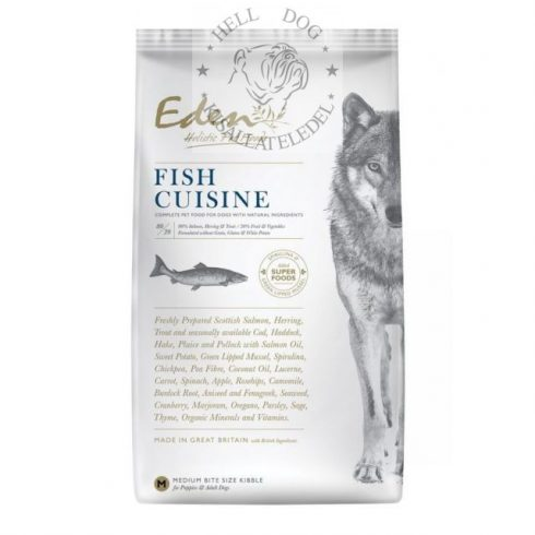EDEN Fish Cuisine Halválogatás 80/20  6 kg