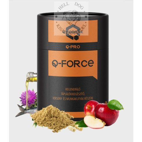 QUEBECK Q-FORCE regeneráló táplálékkiegészítő 250 gr