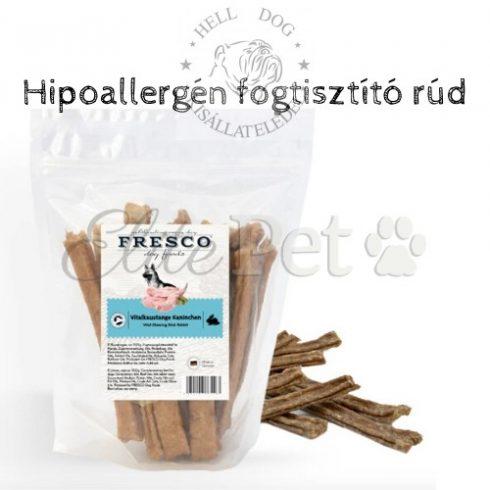 Fresco Hipoallergén fogtisztító rúd 17db – Nyúl