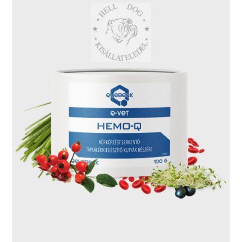 QUEBECK Hemo-Q vérképző és vaspótló