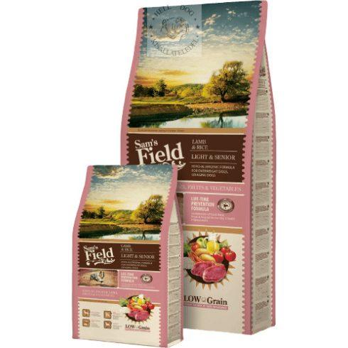 Sam's Field hipoallergén bárány és rizs 13 kg 13 990,-Ft