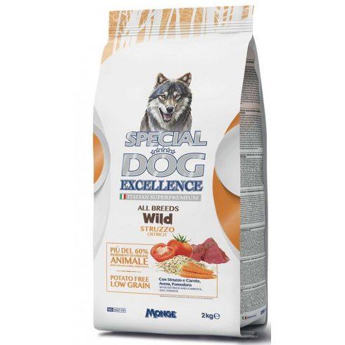 Special Dog Excellance WILD -STRUCC 2 kg