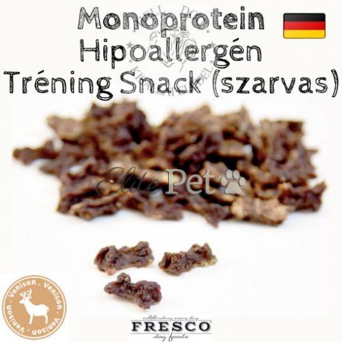Fresco Hipoallergén Tréning Snack Mini Bones 200db (Szarvas)