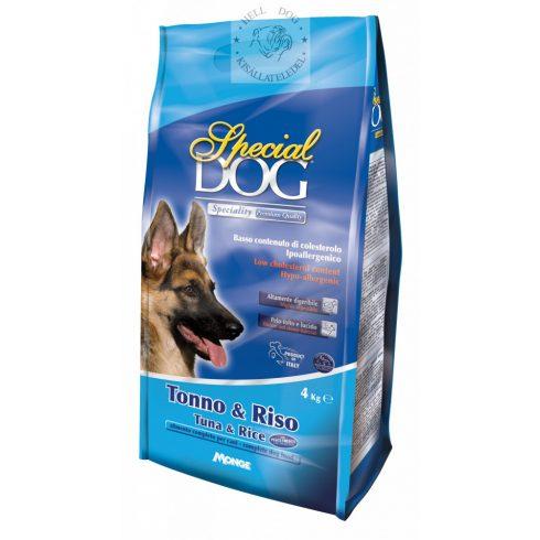 Special Dog hypoallergén tonhal-rizs 15 kg