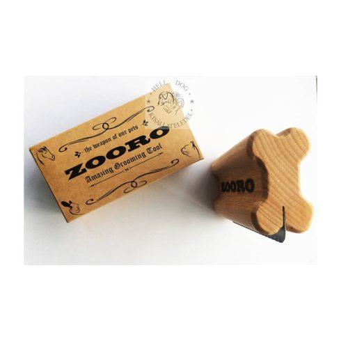 ZOORO- Amazing Grooming Tool szőreltávolító kefe nagy